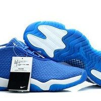 Cheap Air Jordan Future Premium Shoes Royal Blue
