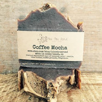 COFFEE MOCHA Shea Butter Soap
