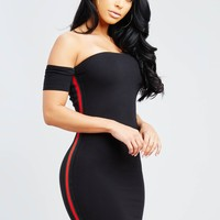 Side With Me Dress