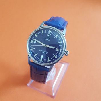 Vintage omega seamaster automatic gents mens watch