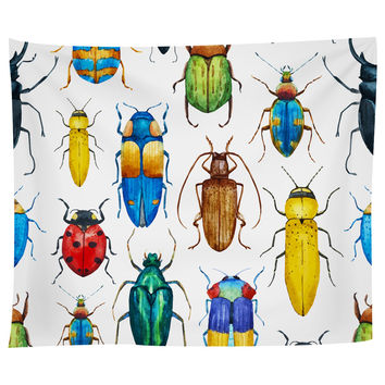 Entomology Tapestry