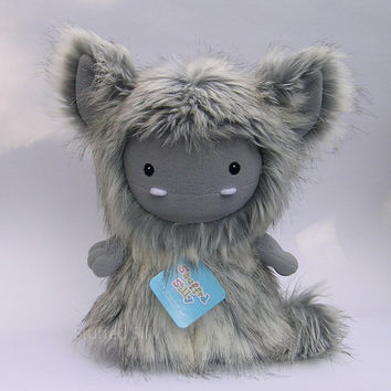 Stuffed Silly - Cute Soft Plush Toy Doll, Frost Monster Series - Open Edition