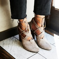 Free People Nouvella Wrap Heel