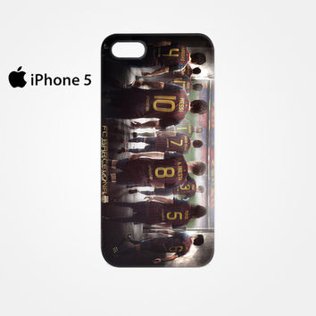 FC barcelona wallpaper for Iphone 4/4S Iphone 5/5S/5C Iphone 6/6S/6S Plus/6 Plus 3D Phone case