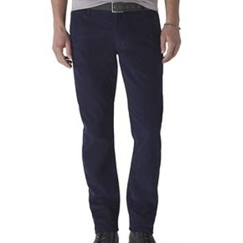 Dockers Alpha Khaki Pants - Blue,Grey Captain Blue Cord - Men's