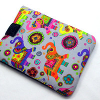 Elephant Tablet Case/Animal Lover Case/ Kindle Fire Case/ Galaxy Cover/ Google Nexus Case/ iPad Case/ $27.00 USD
