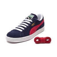 Womens Puma Suede Athletic Shoe