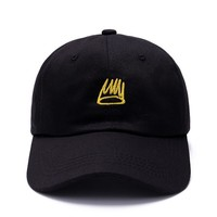 ku-you Born Sinner Crown Dad Hat