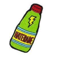HOME :: Pins & Patches :: PATCHES :: Haterade Patch