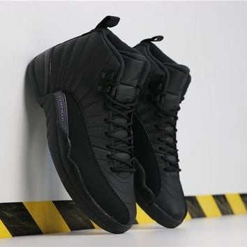 DCCK -Air Jordan 12 Retro 'Winterized' BQ6851-001