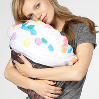 Sweet Dreams Cupcake Pillow