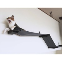 "16"" Multiple Lounge Cat Perch by Catastrophic Creations"