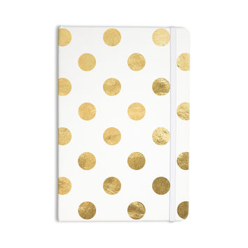 "KESS Original ""Scattered Gold"" Everything Notebook"