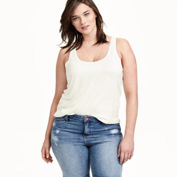 H&M+ Denim Shorts - from H&M