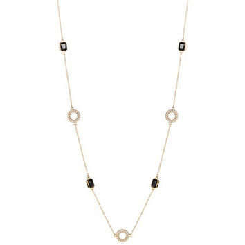 Kate Spade New York Platform Chain Scatter Necklace