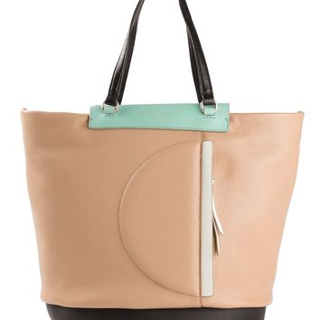Marc By Marc Jacobs 'Round The Way Girl Colorblocked' Tote