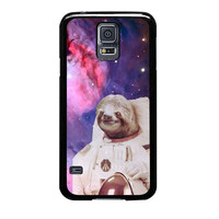 astronaut sloths in space case for samsung galaxy s5