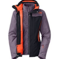 The North Face Women's Jackets & Vests WOMEN'S KARDIAK TRICLIMATE JACKET
