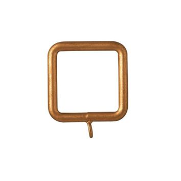 "Steel Collection Smooth Square Ring 3/4"" - 1"""