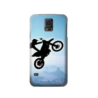 P7272 Extreme Motocross Phone Case For Samsung Galaxy S5