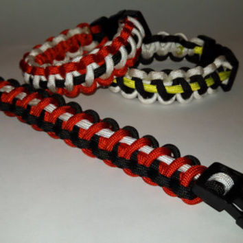 paracord bracelet w bullet holder from moorsingsmarvels
