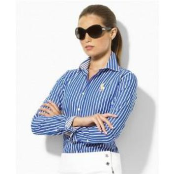 Beauty Ticks Ralph Lauren Polo Women Long Sleeve Shirts Rlwls018