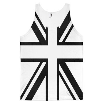 White Flag Tank Top