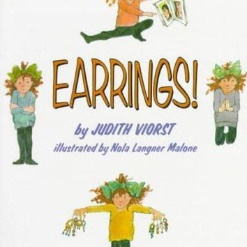 Earrings (Aladdin Picture Books)