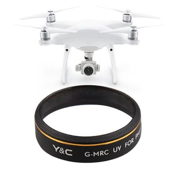 Lens Filter For DJI For Phantom 4 PRO Multilayer Coating UV Dimming ND Polarizing CPL Filter Accessories Optical Glass