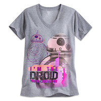 BB-8 Tee for Women - Star Wars: The Force Awakens
