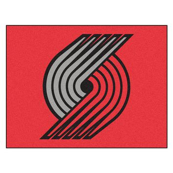 Portland Trail Blazers NBA All-Star Floor Mat (34in x 45in)