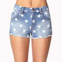 Starstruck Denim Cut Offs