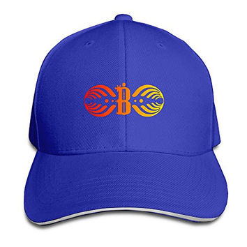 Bassnectar Unisex 100% Cotton Adjustable Trucker Hat RoyalBlue One Size