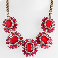 Cara Stone Frontal Necklace   Nordstrom