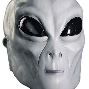 Alien Grey Mask awesome scary Horror Halloween mask 2017