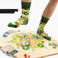 Socks of Catan - Betabrand