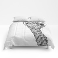 Ostrich Comforters by LouJah