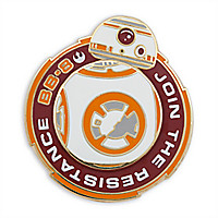 BB-8 Spinner Pin - Star Wars: The Force Awakens