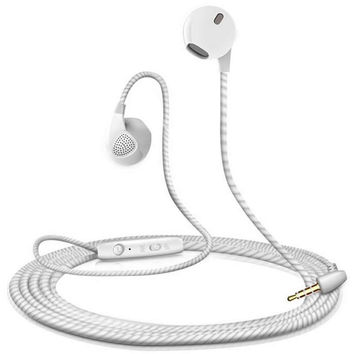 2016 Earphones Headphones Stereo Bass Headset 6 Colors With Microphone 3.5mm Jack Universal Use For iphone Samsung Android Phone