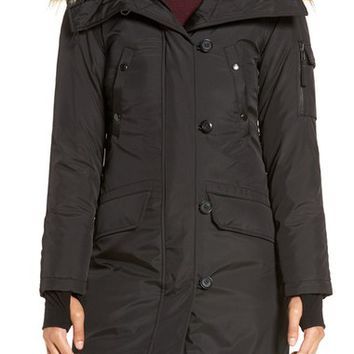 S13 'Alaska' Parka with Faux Fur Trim Hood | Nordstrom