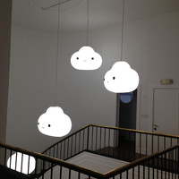 """Into the Clouds"" Light Installation - FriendsWithYou Art Collective Portfolio"