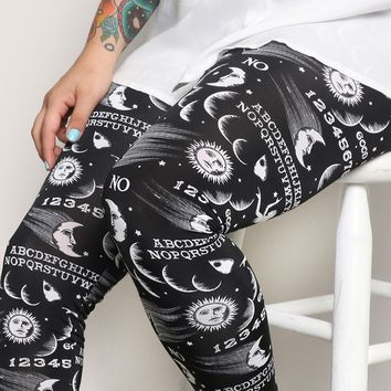 MYSTICS & ORACLES LEGGINGS