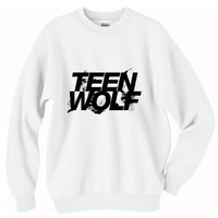 Teen Wolf Oversized Sweater