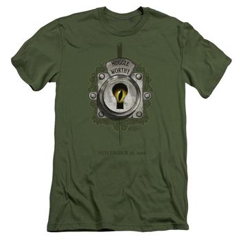Fantastic Beasts - Muggle Worthy Short Sleeve Adult 30/1 Shirt Officially Licensed T-Shirt