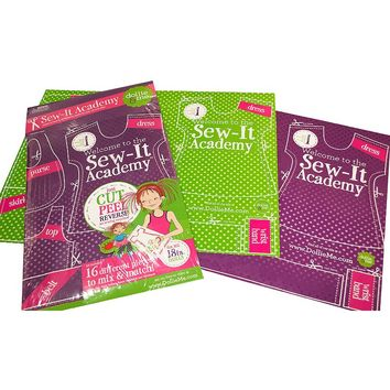 Dollie & Me Sew-It Academy