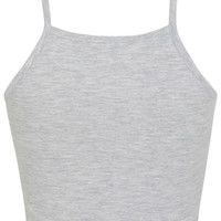 90s Square Crop - Tops - Clothing - Miss Selfridge