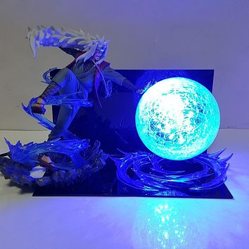 Naruto Sasauke ninja  Jiraiya Rasengan Led Light Anime Figure Anime  Figurine Manga Japonaise PVC Action Figure Brinquedo DIY206 AT_81_8
