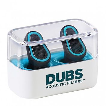 DUBS ACOUSTIC FILTERS BLUE