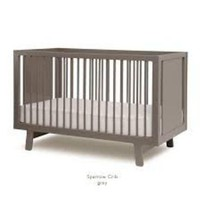 Oeuf Crib and Toddler Conversion