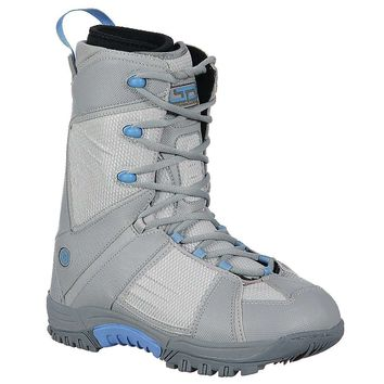 LTD Focus Snowboard Boots - Women's - 6 - Grey/Sky.